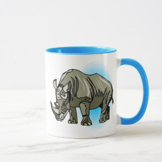 Nashorn Tasse