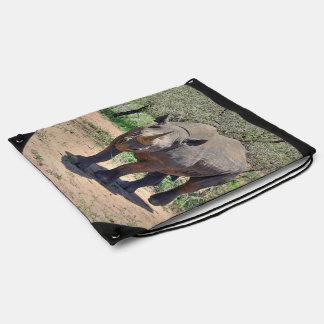Nashorn Turnbeutel