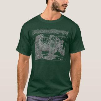 Nashornholzschnitt Albrecht Dürer 1515 T-Shirt