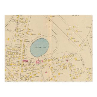 Nashua, Bezirk 12, 5 Postkarte