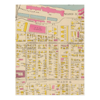 Nashua, Bezirk 1, 56, 8 Postkarte