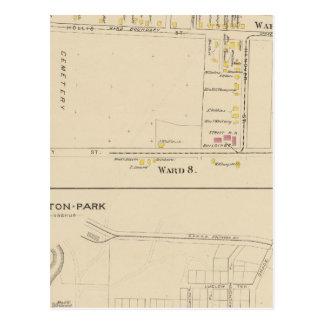 Nashua, Bezirk 56, 8, Atherton Park Postkarte