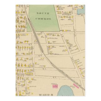 Nashua, Bezirk 68 Postkarte