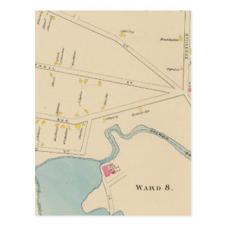 Nashua, Bezirk 78 Postkarte