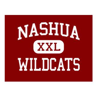 Nashua - Wildkatzen - Katholischer - Nashua Postkarte