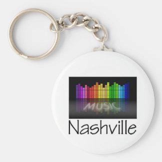 Nashville-Entzerrer Schlüsselanhänger