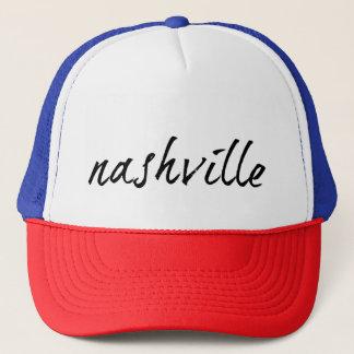 Nashville-Fernlastfahrer-Hut Truckerkappe