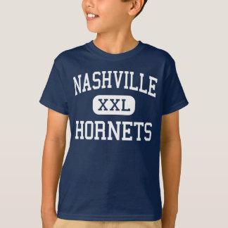 Nashville-Hornissen mittleres Nashville Illinois T-Shirt