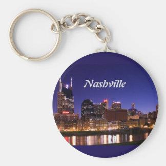 Nashville-Skyline Schlüsselanhänger