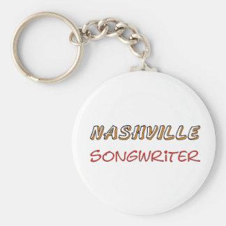 Nashville-Texter und Komponist Schlüsselanhänger