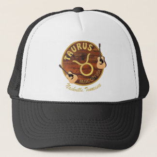 Nashville-Tierkreis-Stier-Fernlastfahrer-Hut Truckerkappe