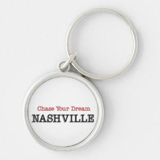 Nashville-Verfolgung Ihr Traum Schlüsselanhänger