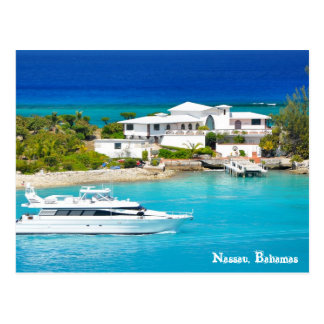 Nassau, Bahamas Postkarte