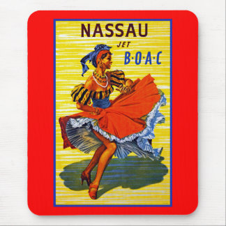 Nassau-Jet Mousepad