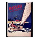 Nassau Postkarte