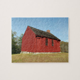 Nathan gesundes Schulhaus (OstHaddam) Puzzle