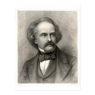 Nathaniel Hawthorne Postkarte