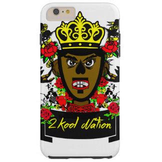 Nation 2kool tough iPhone 6 plus hülle