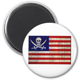 Nation Pirat Kühlschrankmagnete