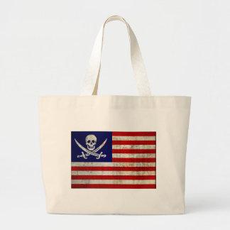 Nation Pirat Tragetaschen