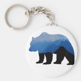 National_Park_bear Schlüsselanhänger