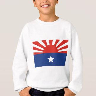Nationale Befreiungs-Armee-Flagge Karen Sweatshirt