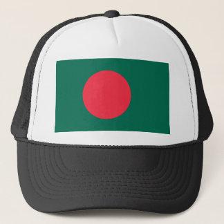 Nationale Weltflagge Bangladeschs Truckerkappe
