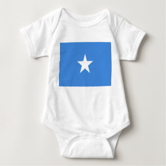 Nationale Weltflagge Somalias Baby Strampler