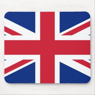 Nationale Weltflagge Vereinigten Königreichs Mousepad