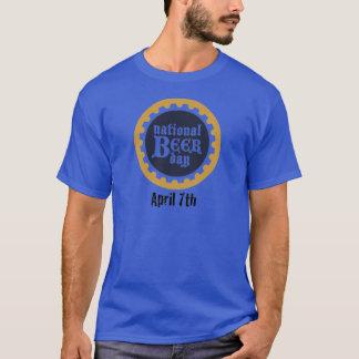 Nationaler Bier-Tag T-Shirt
