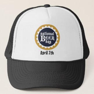 Nationaler Bier-Tag Truckerkappe