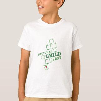 Nationaler Kindertag Hemden