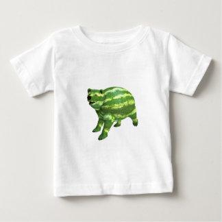 Nationaler Wassermelone-Tagesbär Baby T-shirt
