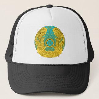Nationales Emblem Kasachstans Truckerkappe