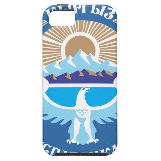 Nationales Emblem von Kirgisistan iPhone 5 Etui