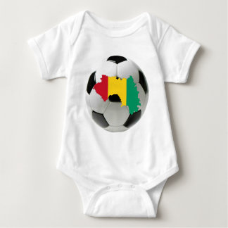 Nationales Team der Guinea Baby Strampler