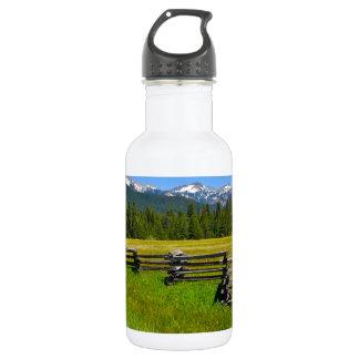 Nationalpark Berg-Lassens in Kalifornien Trinkflasche