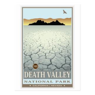 Nationalpark Death Valley 3 Postkarte