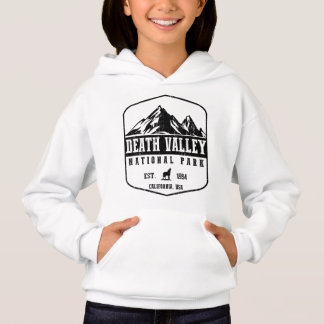Nationalpark Death Valley Hoodie