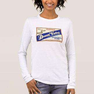 Nationalpark Death Valley (Klapperschlange) Langarm T-Shirt