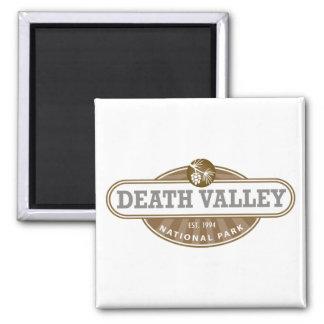 Nationalpark Death Valley Quadratischer Magnet