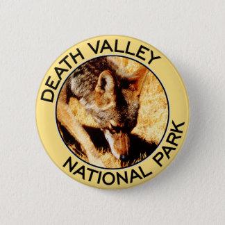 Nationalpark Death Valley Runder Button 5,1 Cm