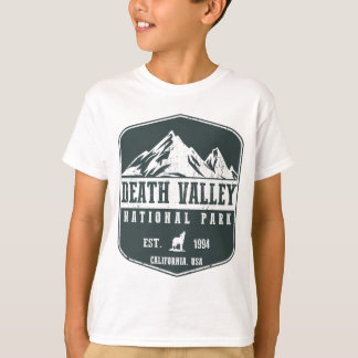 Nationalpark Death Valley T-Shirt