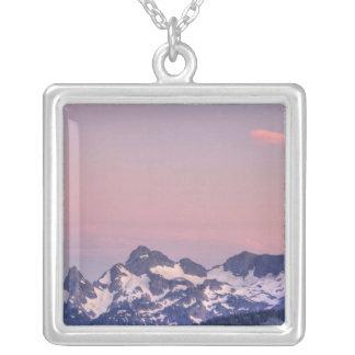 Nationalpark des Mount Rainier, Sarvent Gletscher Versilberte Kette