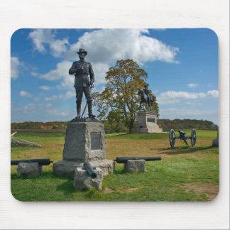 Nationalpark Gettysburg - Buford u. Reynolds Mauspads