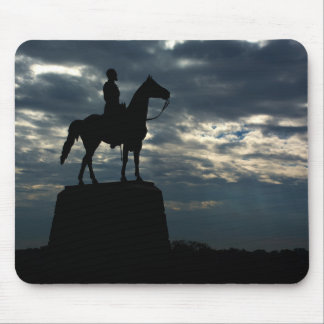 Nationalpark Gettysburg - Denkmal Georges Meade Mousepad