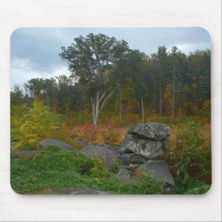 Nationalpark Gettysburg - die Höhle des Teufels Mauspads