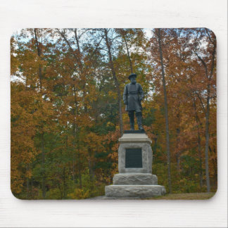 Nationalpark Gettysburg - Fall Mousepad