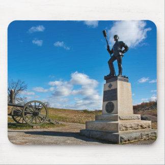 Nationalpark Gettysburg Mauspads