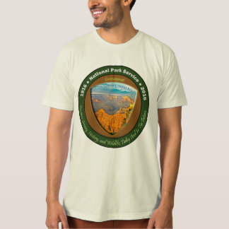 Nationalpark-hundertjährige T-Shirts Grand Canyon